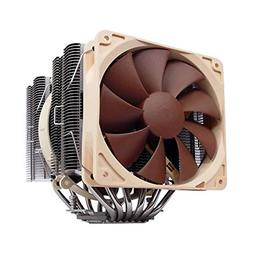 Noctua NH-D14, Premium CPU Cooler with Dual NF-P14 and NF-P1