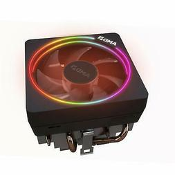 AMD Wraith Prism LED RGB Cooler Fan from Ryzen 7 2700X Proce