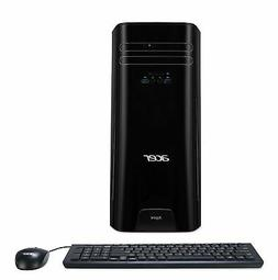 Acer Aspire Desktop 7th Gen Intel Core i5-7400 8GB DDR4 2TB