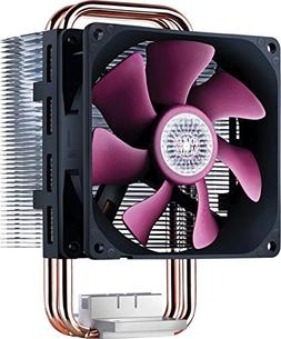Cooler Master Blizzard T2 Dual Loop Heatpipe, Cdc And Tower