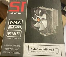 Thermaltake Contac Silent 12 Universal CPU Cooler with 4 Dir