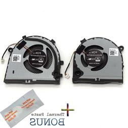 CPU+GPU Cooling Fans For Dell inspiron G3 3578 3579 3779 G5