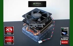 AMD FX Cooler for FX-8300-FX-8320-FX-8350 Processor-CPU with