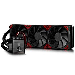 DEEPCOOL Gamer Storm CAPTAIN 360EX CPU Liquid Cooler AIO Wat