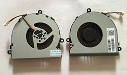 HK-part Replacement Cpu Cooling Fan for HP 250 G4 255 G4 Not