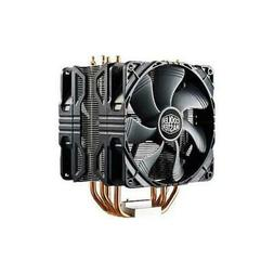 Cooler Master Hyper 212X - CPU Cooler with dual 120mm PWM Fa