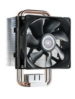 Cooler Master Hyper T2 - Compact CPU Cooler with Dual Looped