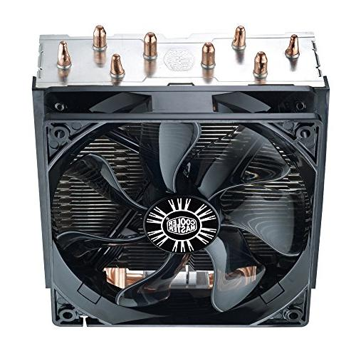 CPU with 4 Direct Heatpipes, INTEL/AMD with AM4 Support
