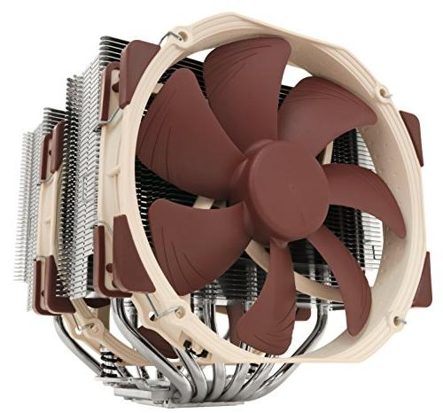 Noctua NH-D15 - Premium CPU Cooler with 2x NF-A15 PWM 140mm