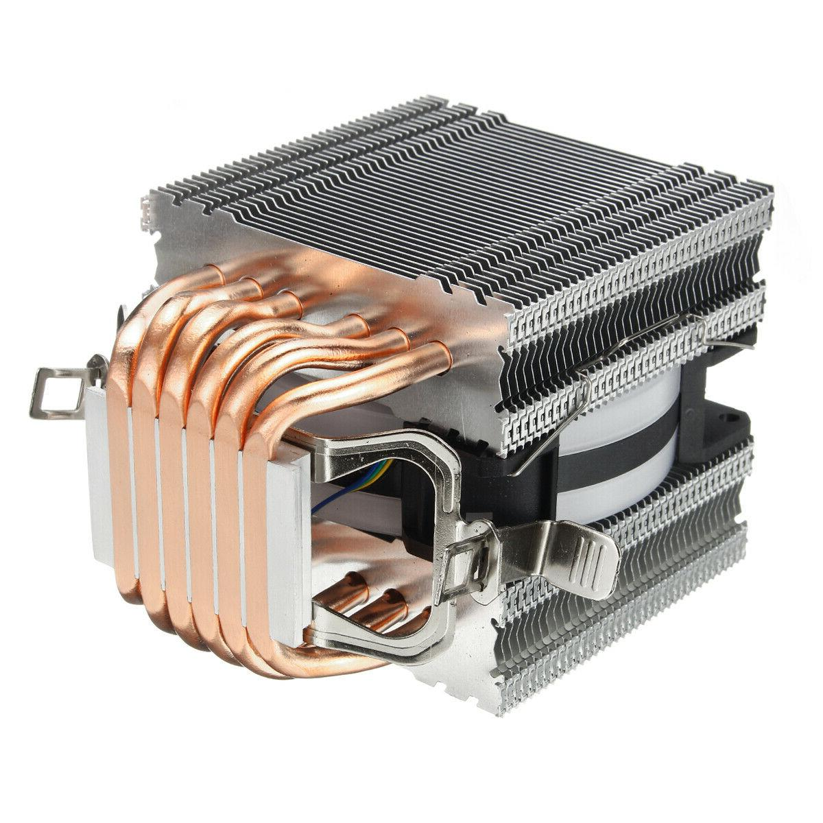 DIY Removable CPU Cooler RGB Cooling Intel 1151 1155 1366