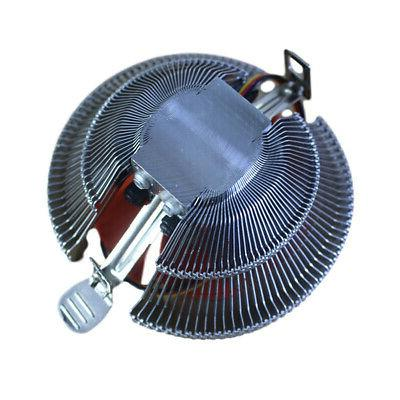 High-speed CPU Cooler Quiet Fans For Intel LGA775/1156/1155