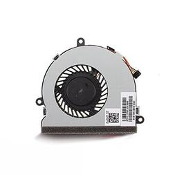 WEI AI Laptop CPU Cooling Fan for for HP 15-ay028ca 15-ay041