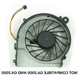 New Original CPU Fan For HP Pavilion G7 G6 G4 643364-001 646