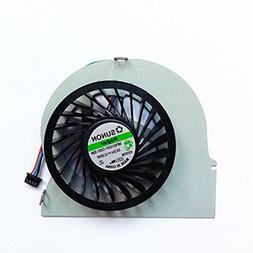 QUETTERLEE Replacement NEW CPU FAN FOR HP 8560W 8560P 8570W