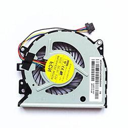 QUETTERLEE Replacement NEW CPU Cooling Fan For HP Pavilion 1