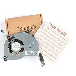 Eathtek Replacement CPU Cooling Fan for HP Pavilion 15-N 17-