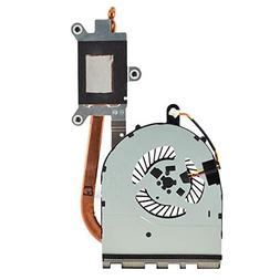 Eathtek Replacement CPU Cooling Fan with Heatsink for Dell I
