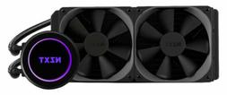 NZXT RL-KRX52-02 Kraken X52 240mm All-In-One Liquid Cooling