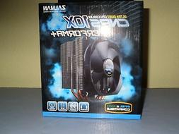 Zalman Ultra Quiet CPU Cooler with Direct Touch Heat-Pipe Ba